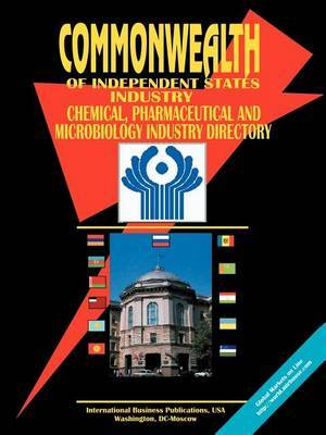 Commonwealth of Independent States (Cis) Chemical, Pharmaceutical and Microbiology Industry Directory