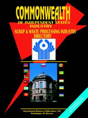 Commonwealth of Independent States (Cis) Scrap and Waste Industry Directory