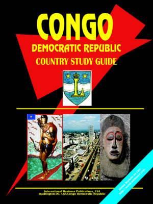 Congo Democratic Republic Country Study Guide