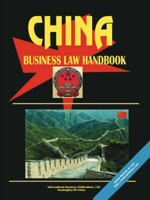 China Business Law Handbook
