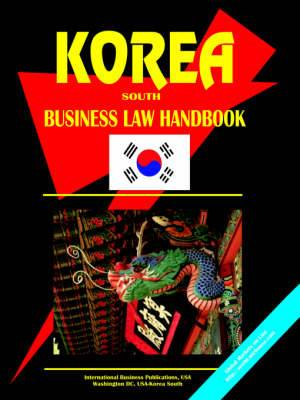 Korea South Business Law Handbook