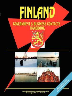 Finland Government and Business Contacts Handbook