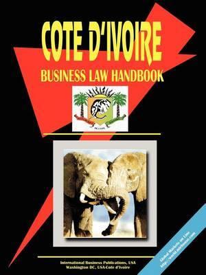 Cote D'Ivoire Business Law Handbook