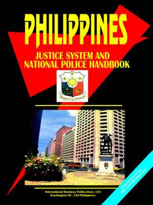 Philippines Justice System and National Police Force Handbook