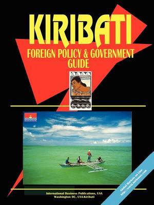 Kiribati Foreign Policy and Government Guide
