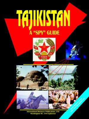 Tajikistan a Spy Guide