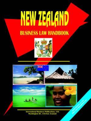 New Zealand Business Law Handbook