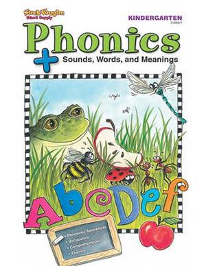 Steck-Vaughn School Supply Phonics Plus: Sounds, Words, and Meanings
