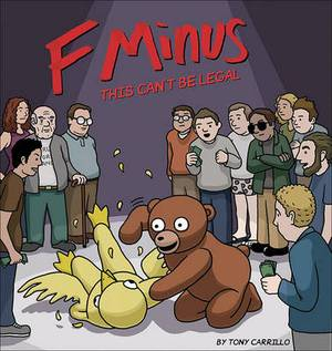 This Can't Be Legal: An F Minus Collection