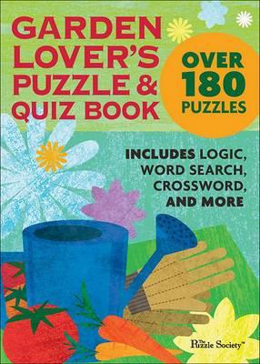 Garden Lover's Puzzle and Quiz Book