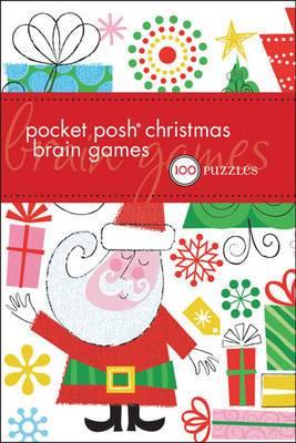 Pocket Posh Christmas Brain Games: 100 Puzzles