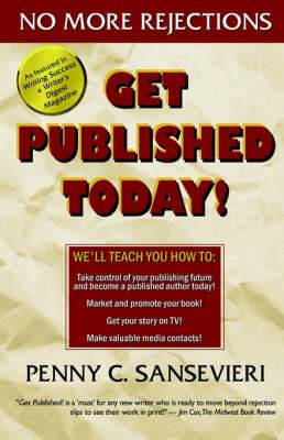 Get Published Today! No More Rejections