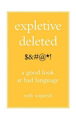 Expletive Deleted: Poda Good Look at Bad Language