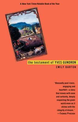 Testament of Yves Gundron