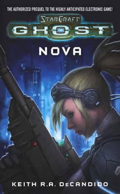 Starcraft: Ghost--Nova