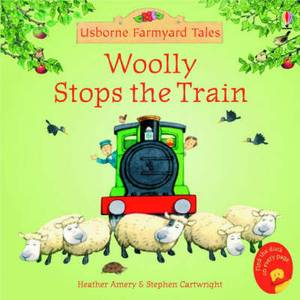 Woolly Stops The Train...