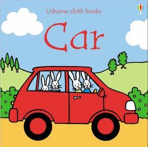Car Cloth Book