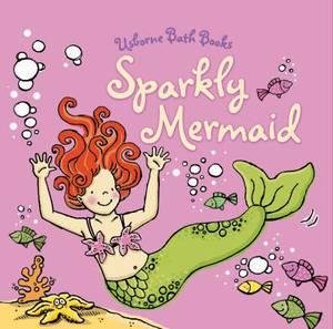 Sparkly Mermaid Bath Book