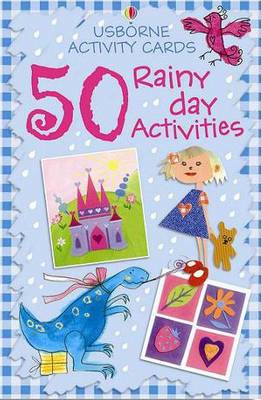 Activity Cards: 50 Rainy Day Activities