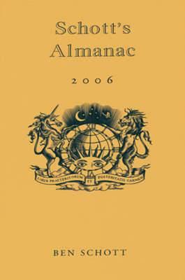 Schott's Almanac: 2006