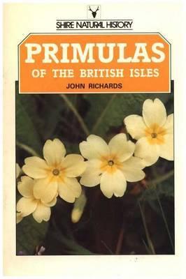 Primulas of the British Isles