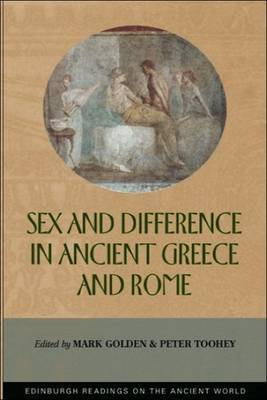 Sex and Difference in Ancient Greece and Rome