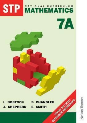STP National Curriculum Mathematics Pupil Book 7A