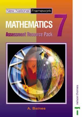 New National Framework Mathematics 7 Assessment Resource Pack