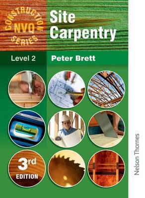Construction NVQ Series Level 2 Site Carpentry