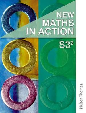 New Maths in Action S3/2 Student Book