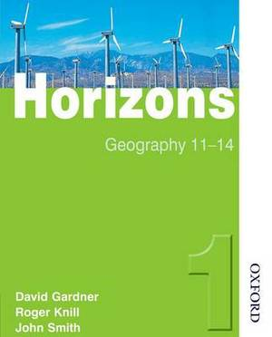 Horizons 1: Student Book: Geography 11-14: 1
