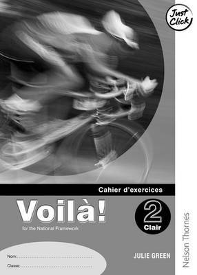 Voila! 2 Clair Lower Workbook Pack A