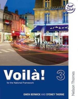 Voila! 3 Higher Student's Book