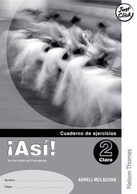 !Asi! 2 Higher Workbook Pack (X5)