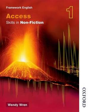 Nelson Thornes Framework English Access - Skills in Non-Fiction 1: 1