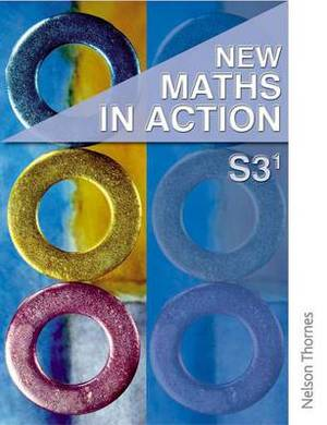 New Maths in Action S3/1 Student Book