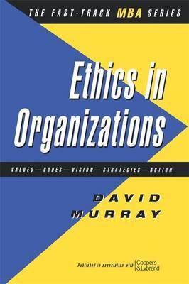 Ethics in Organisations