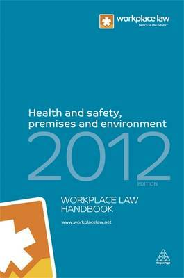 Health and Safety, Premises and Environment Handbook: 2012