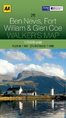 Ben Nevis, Fort William and Glen Coe