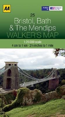 Bristol, Bath and the Mendips