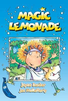Magic Lemonade: Blue Banana