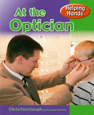 At the Optician
