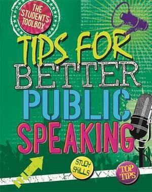 Tips for Better Public Speaking