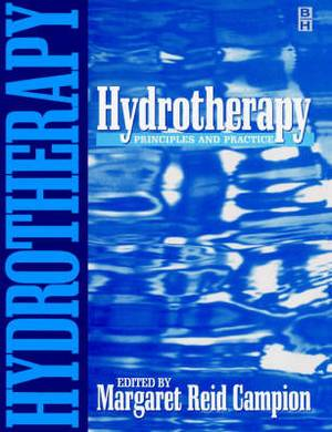 Hydrotherapy: Principles and Practice