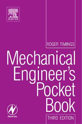 Mechanical Engineer's Pocket Book 3e