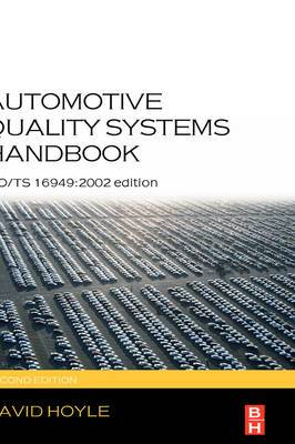 Automotive Quality Systems Handbook, 2e