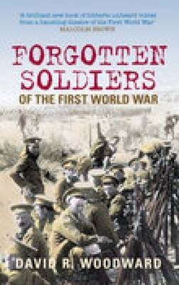 Forgotten Soldiers of the First World War: Lost Voices from the Middle Eastern Front