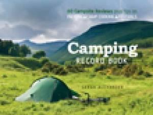 Camping Record Book