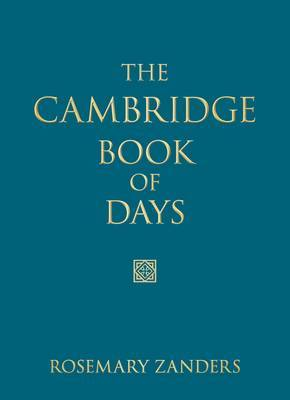 The Cambridge Book of Days