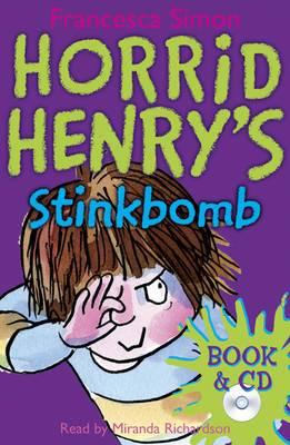Horrid Henry's Stinkbomb: Book 10
